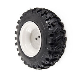 LH Wheel Assembly, 16 x 6.5 x 8 X-Track