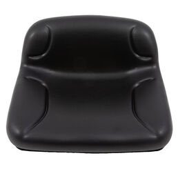 SEAT-LOW BACK:BLACK