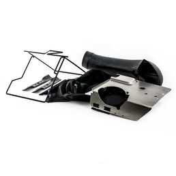 Wide-Cut Mower Bagger for 28-inch Decks