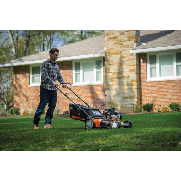 "Remington RM130 21"" Push Mower"