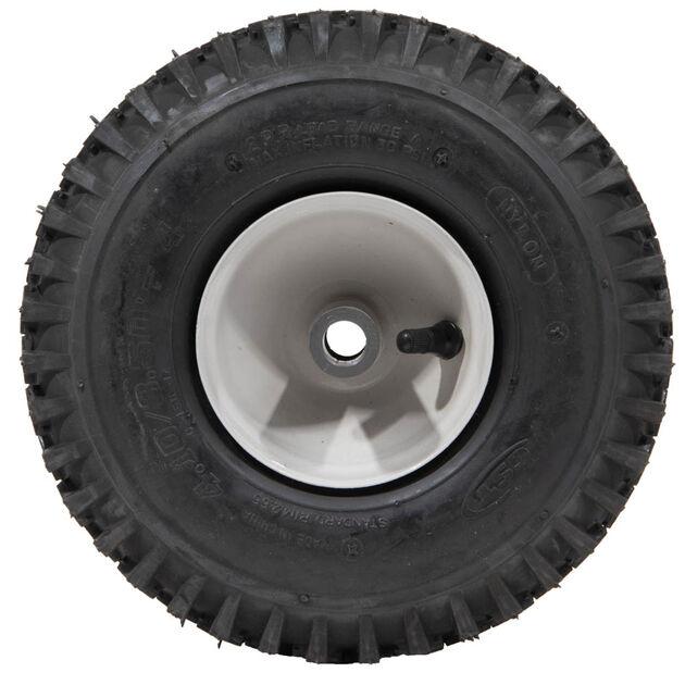 Wheel Asssembly, 10 x 4 x 4 - Gray