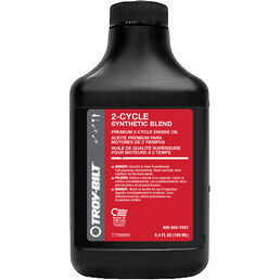 2-Cycle Synthetic Blend Engine Oil - 6.4 oz