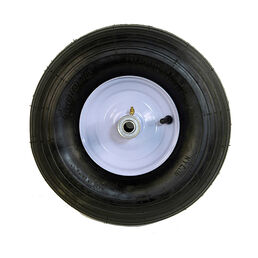 "Wheel-6"" Wheelbarrow Wheel 2 Ply -Knobby"