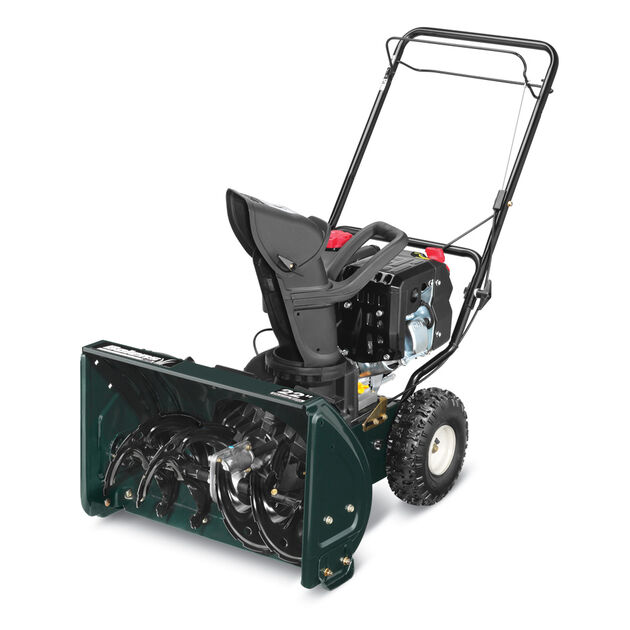 Bolens 22 U0026quot  Two-stage Snow Thrower