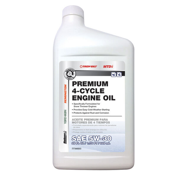 5W-30 Engine Oil - 28 oz