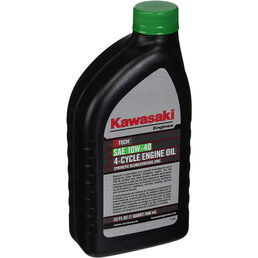 Kawasaki Part Number 99969-6296. K-Tech SAE 10W-40 Oil