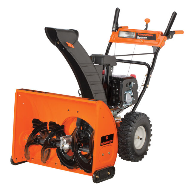 Remington RM2660 Durango Two-Stage Snow Thrower