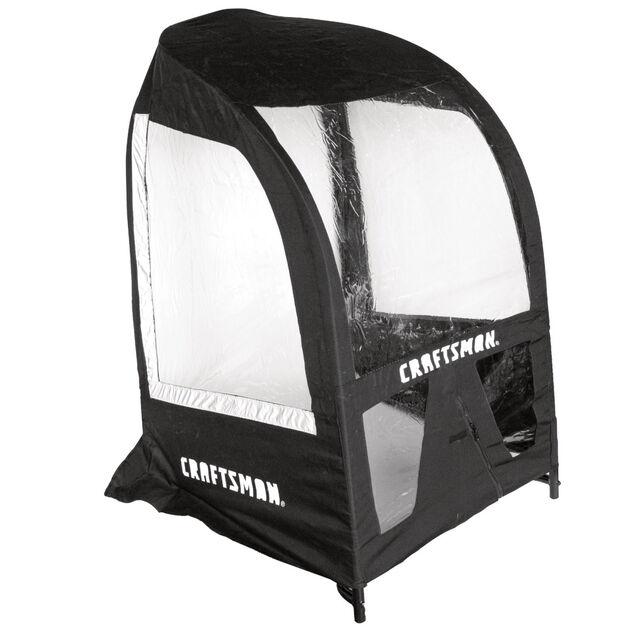 Deluxe Snow Cab