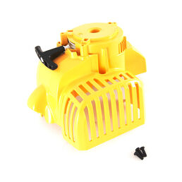 Recoil Starter Housing Assembly - Yellow