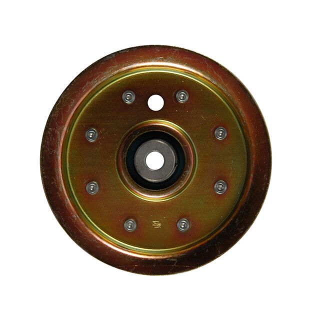 "Flat Idler Pulley - 4.88"" Dia."