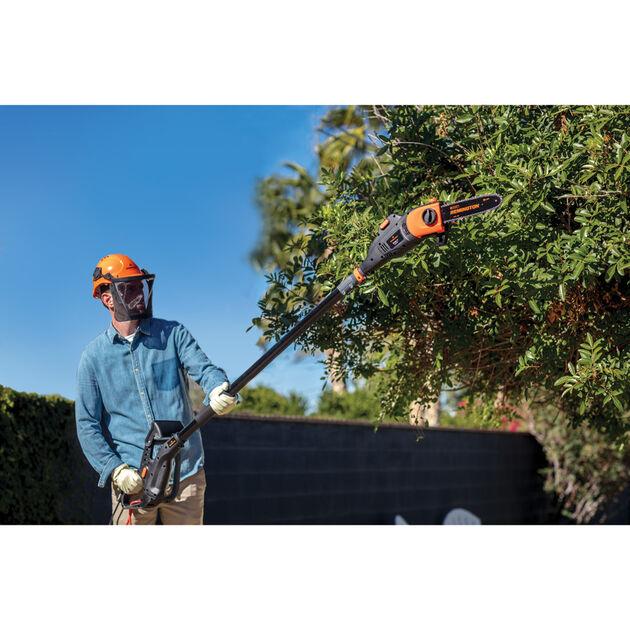 """Remington RM1035P Ranger II 10"""" Electric Pole Saw"""