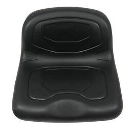 Med Back Seat, Black (3 Pt)