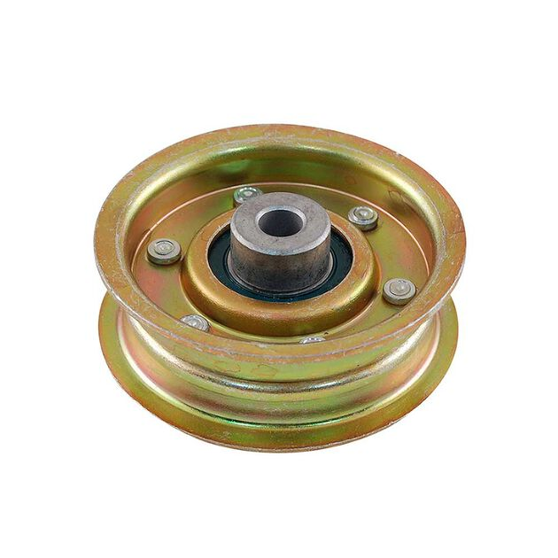 "Flat Idler Pulley - 3.25"" Dia."