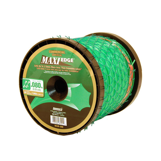 """.080"""" Maxi Edge Commercial Trimmer Line Spool"""