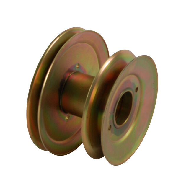 PULLEY-DOUBLE 5.12/6.32
