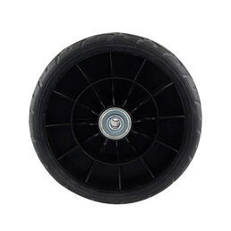 Wheel Asssembly, 7 x 2 - Black