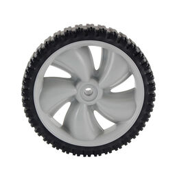 Wheel Assembly, 8 x 1.8 - Gray