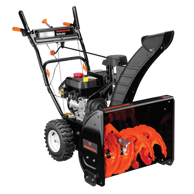 Remington RM2460 Rainier Two-Stage Snow Thrower