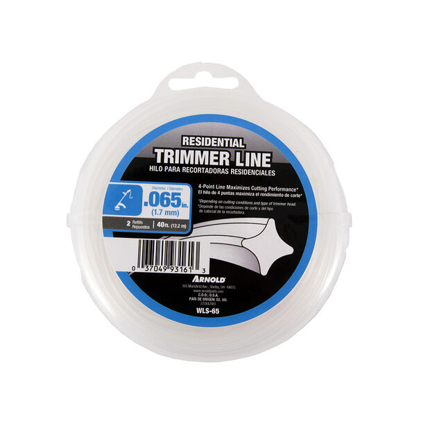 ".065"" Residential Trimmer Line"