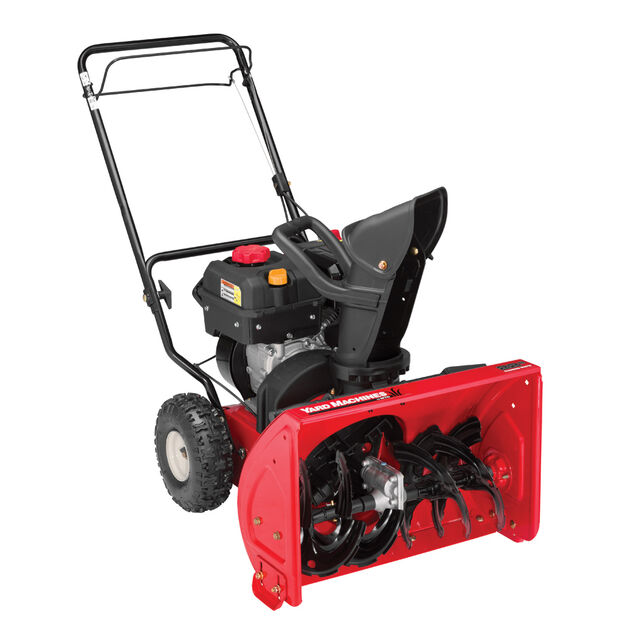 31a 3aad752 Yard Machines 22 Quot Two Stage Snow Thrower