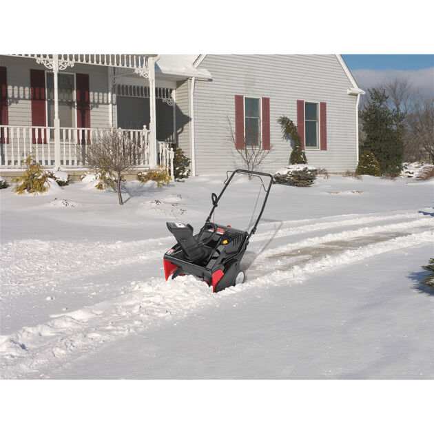 Yard Machines 21 U0026quot  Single-stage Snow Thrower