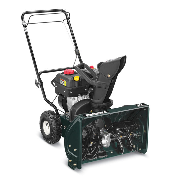 """Bolens 22"""" Two-Stage Snow Thrower"""
