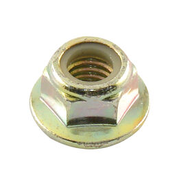 Hex Flange Lock Nut, 3/8-16