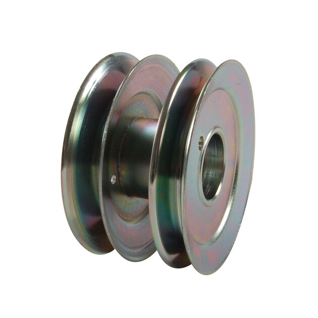 "PULLEY-DOUBLE  48""DECK 5.065/5"