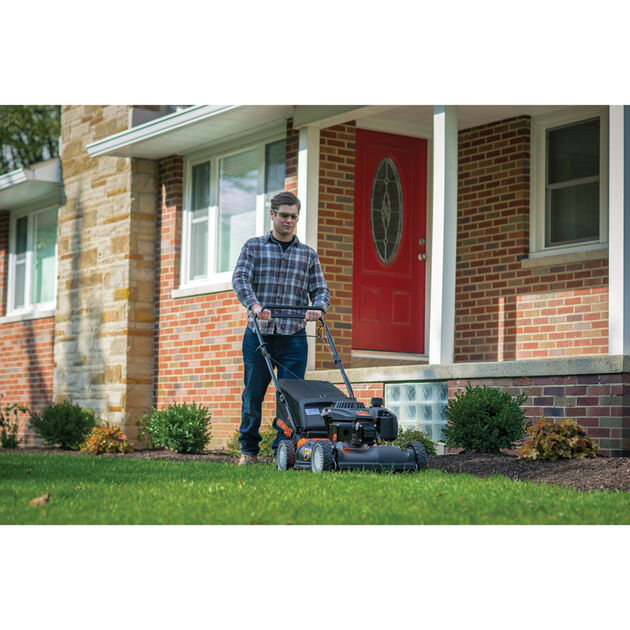 "Remington RM210 21"" Self-Propelled Mower"