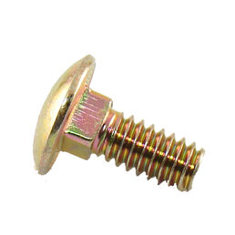 Carriage Bolt, 1/4-20 x .625