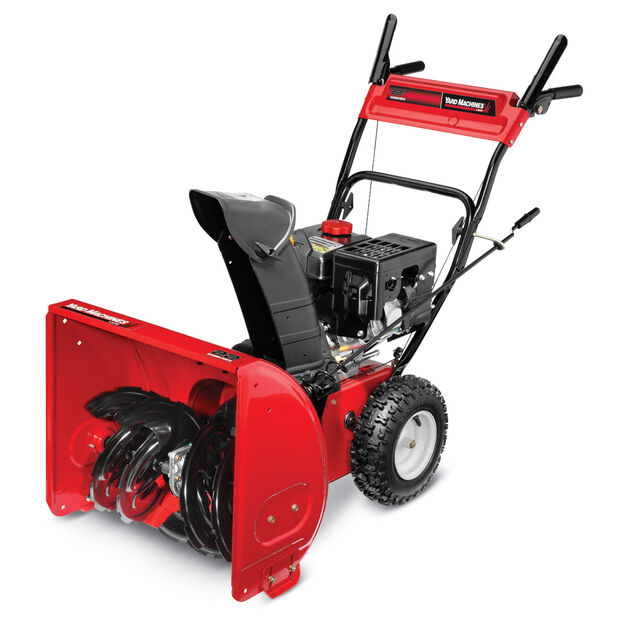 """Yard Machines 22"""" Two-Stage Snow Thrower"""