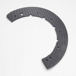 Rubber Spiral