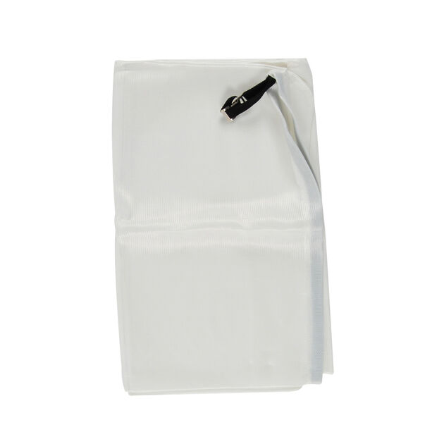 """Chipper/Shredder Bag Assembly - White 23.5"""" x 58"""""""