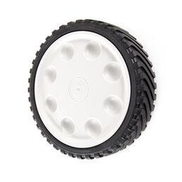 Wheel Assembly w/ Gear, 8 x 2 - Gray