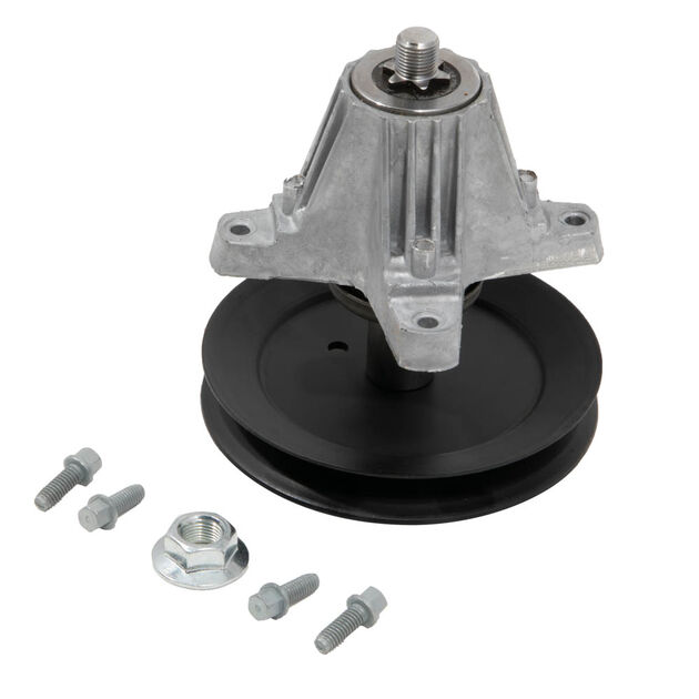 """Spindle Assembly - 6.3"""" Dia. Pulley"""