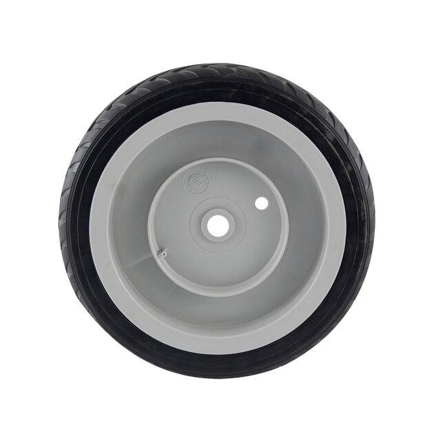 Wheel Asssembly, 8 x 2 - Gray