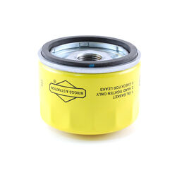 Briggs and Stratton Part Number 696854. Oil Filter