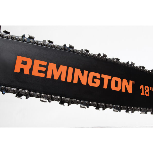 "Remington RM4218 18"" Rebel Gas Chainsaw"