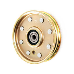 """Flat Idler Pulley - 4.25"""" Dia."""