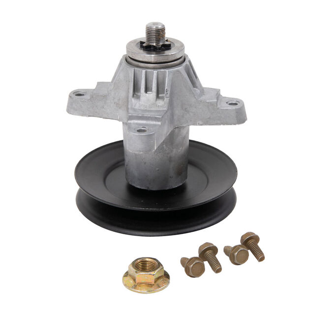 """50"""" & 54"""" Spindle with Hardware"""