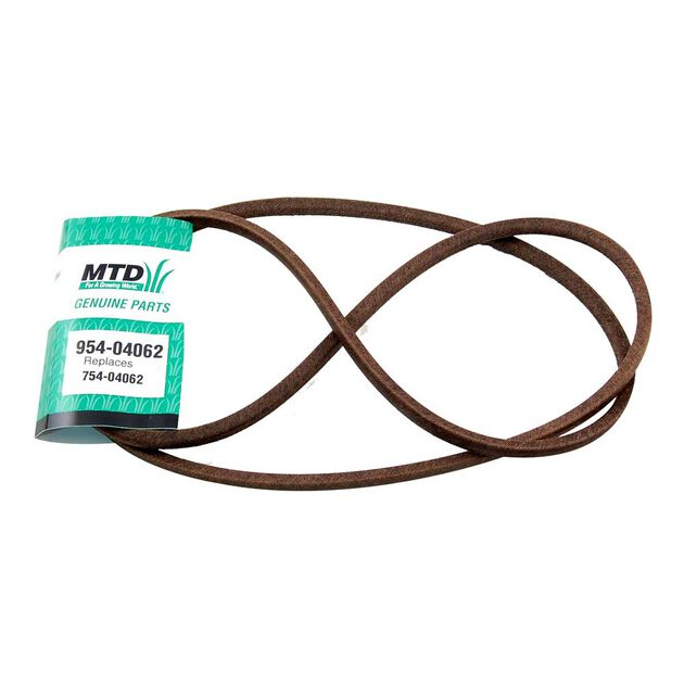 954-04062 - Riding Mower 38-inch Deck Belt | MTD Parts