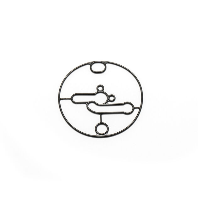 Briggs and Stratton Part Number 698781. Float Bowl Gasket