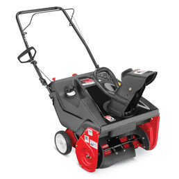 "Yard Machines 21"" Single-Stage Snow Thrower"