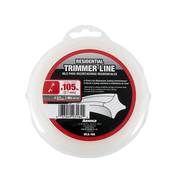 ".105"" Residential Trimmer Line"