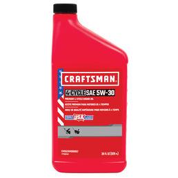5W30 Snow Oil