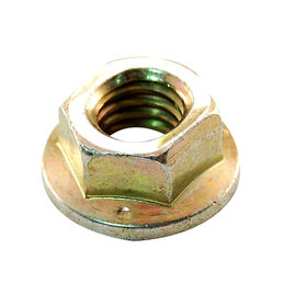 Hex Flange Lock Nut, 3/8-16