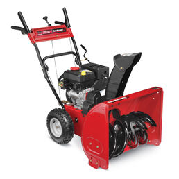"""Yard Machines 24"""" Two-Stage Snow Blower"""
