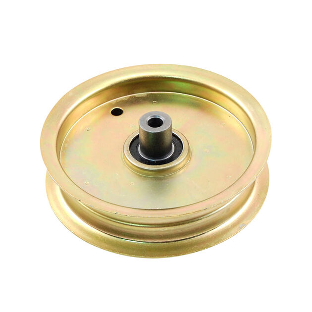 "Flat Idler Pulley - 5"" Dia."