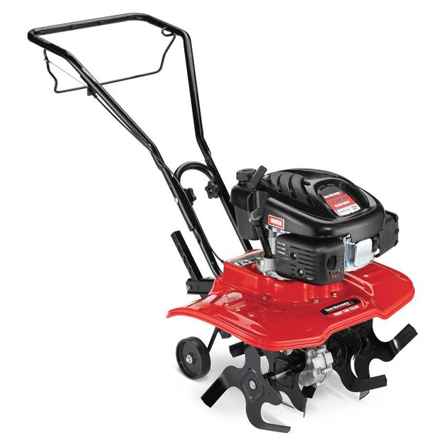 Yard Machines Forward-Rotating Tiller