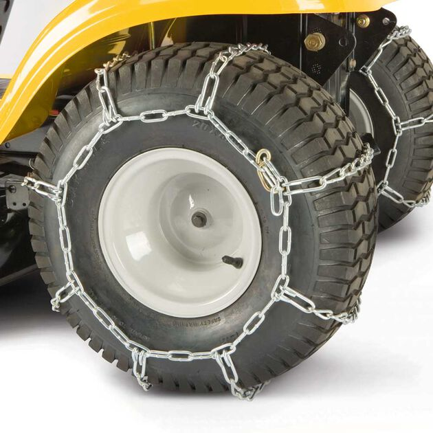 Chains for 20 x 8 x 8 and 20 x 8 x 10 Tires